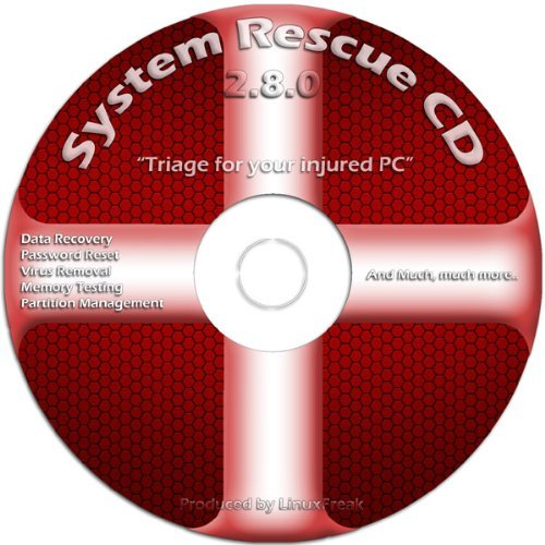 Recovery Boot Password Reset CD – NEW 2015 Version! – Works with