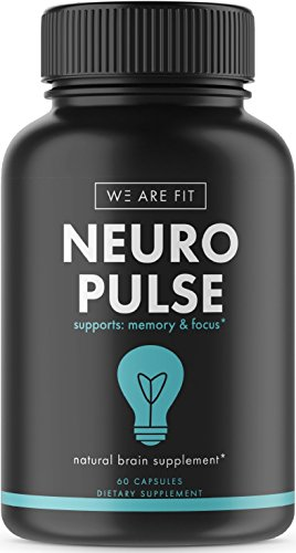 Neuro Pulse Extra Strength Supplement Brain Function Support For